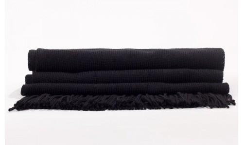 Echarpe noire - Black Jack